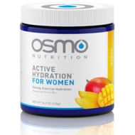 Osmo Active Hydration Drink Mix for Women: Mango~ 40 Serving Tub