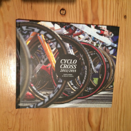 Cyclocross Photo Book 2013/2014 by Balint Hamvas
