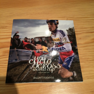 UCI Cyclocross Photo Book 2009/2010 By Balint Hamvas