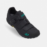 Giro TERRADURA  Black/Dynasty Green 38 Shoe