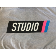 Heather Grey Studio Shirt
