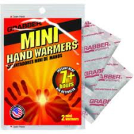 Grabber Mini Hand Warmers: single