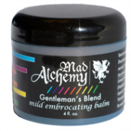Mad Alchemy Embrocation Gentleman's Blend Mild 4oz.