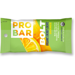 ProBar Bolt Chews: Orange: Single