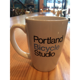 Portland Bicycle Studio Coffee Mug