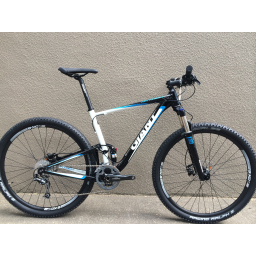 Giant 2014 Anthem X 29er 3 Blue/ White Large