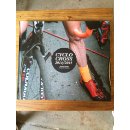 Cyclocross 2014/2015 Photo Book by Balint Hamvas